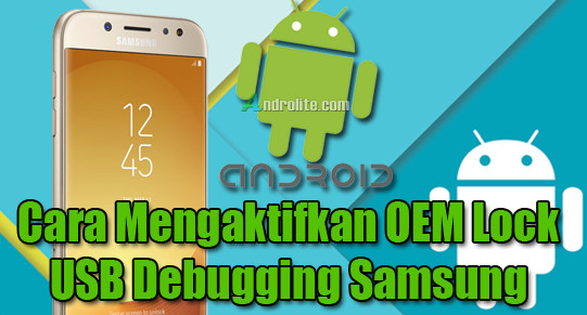 Cara Mengaktifkan USB Debugging dan OEM Lock Samsung