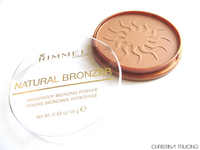 Rimmel Natural Bronzer Review