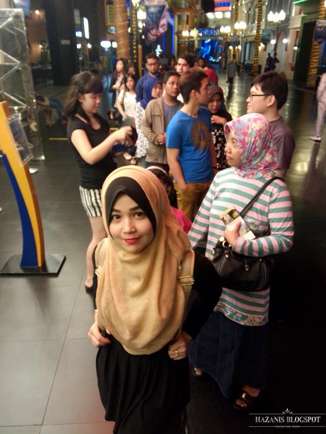 Pengalaman Menarik Di Trans Studio Bandung