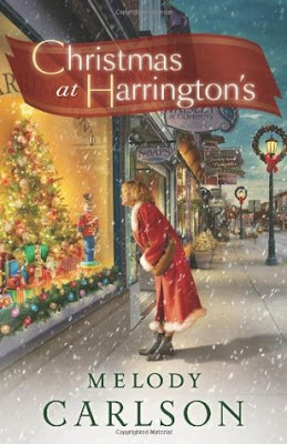 Christmas fiction recommendations at Poofing the Pillows