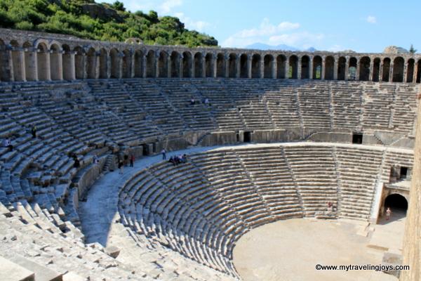 Aspendos Antik Kenti Resimleri