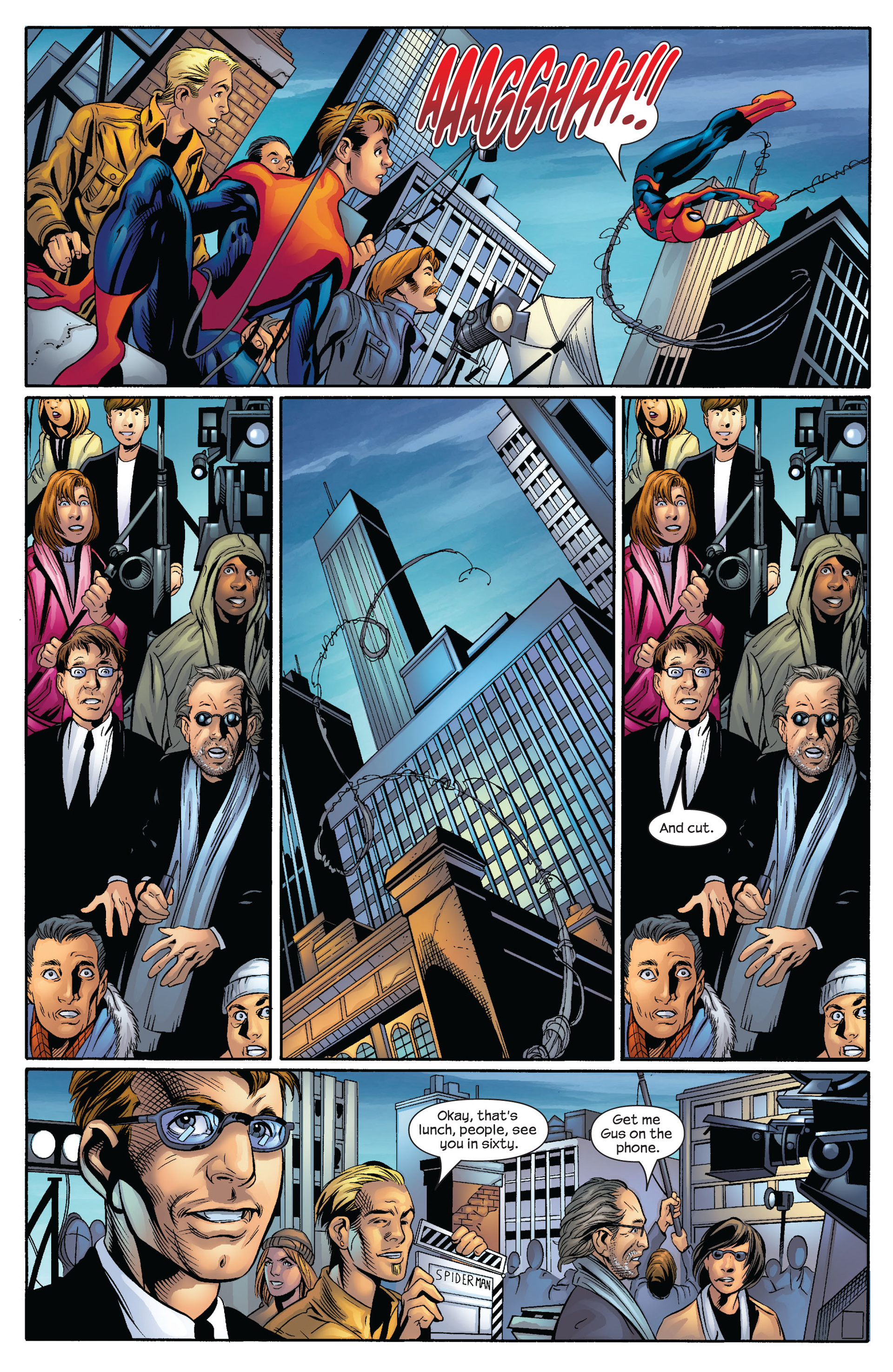 Read online Ultimate Spider-Man (2000) comic -  Issue #54 - 19