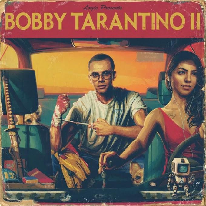 NEW ALBUM: Logic – Bobby Tarantino II