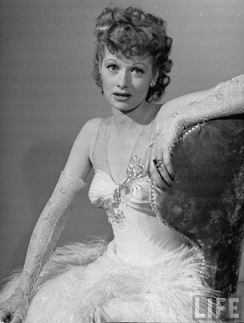 Inspiration Nation: Lucille Ball [I Love Lucy]
