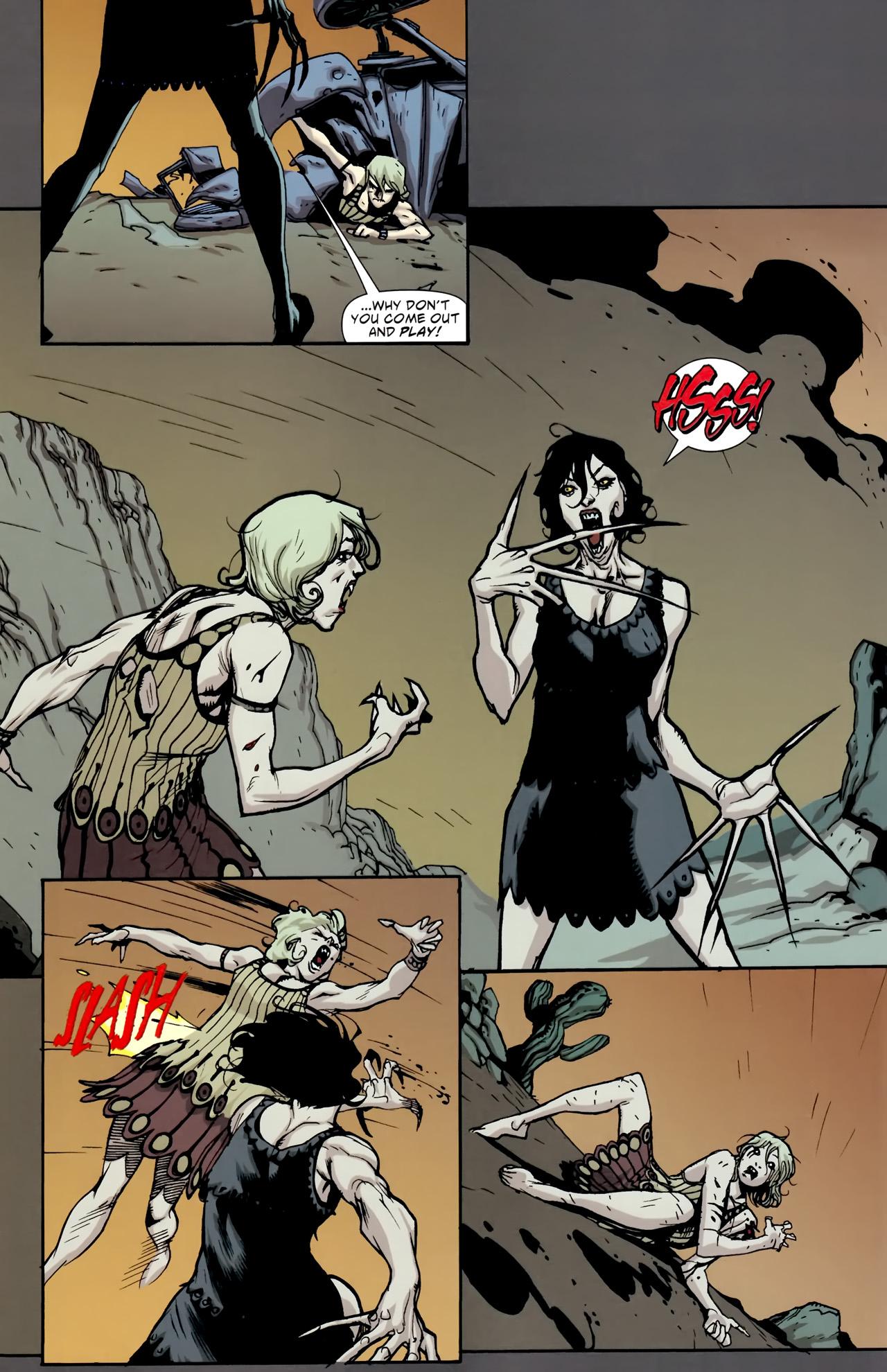 Read online American Vampire comic -  Issue #3 - 12