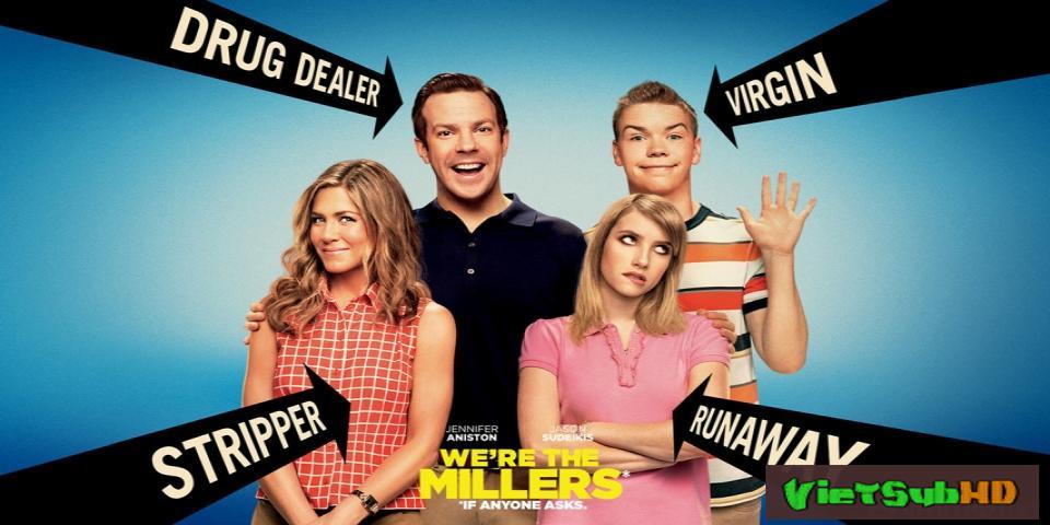 Phim Gia Đình Bá Đạo VietSub HD | We're The Millers 2013