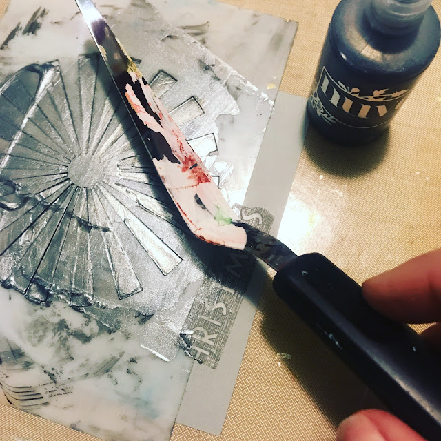 nuvo_through_wendy_vecchi_sunburst_stencil_tim_holtz_ranger_ink