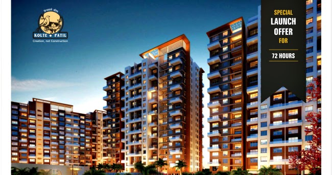 Unique Ravi Karandeekar us Pune Real Estate Advertising and Marketing Blog Launching Kolte Patil Western Avenue Wakad