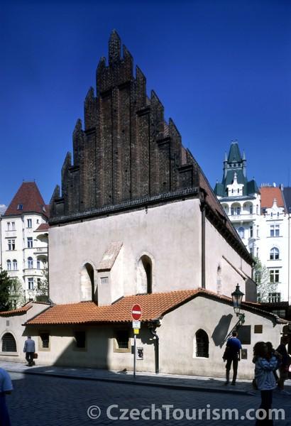 Sinagoga Vieja-Nueva (Praga, República Checa)
