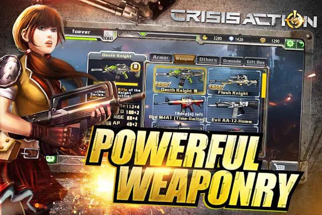 crisis action game hub