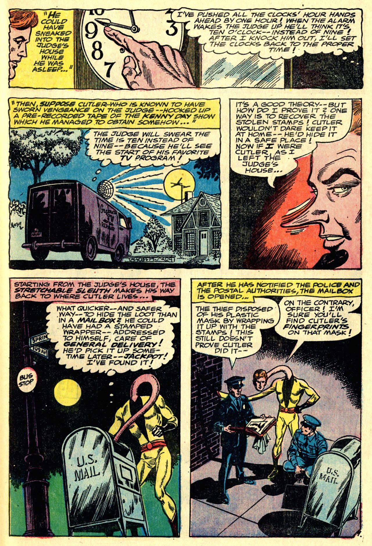 Detective Comics (1937) 357 Page 32
