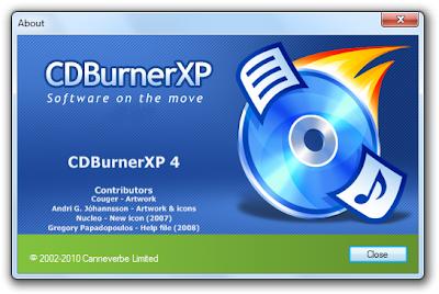 CDBurner XP v4.4.1