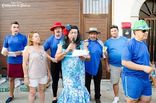 """""""Patio Andaluz"""" Ganadores de la Sexta Carrera"""