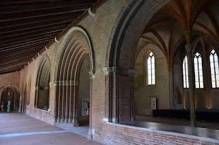 Toulouse. Convent dels Jacobins - Sala capitular