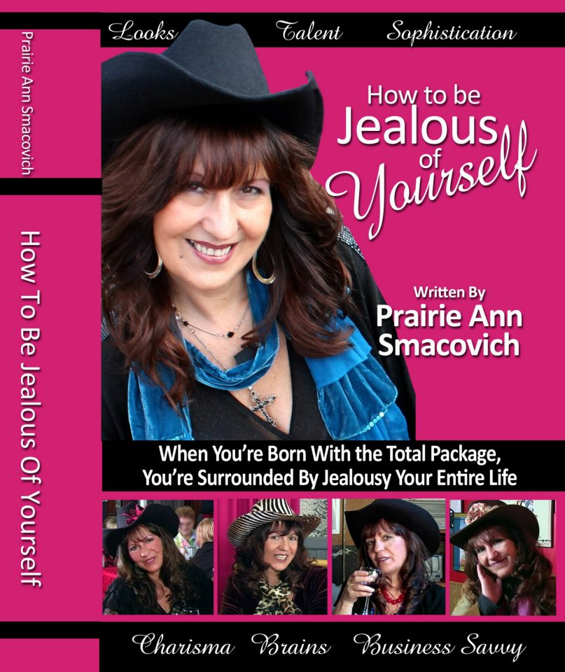 Pairie Ann's promotes her motivational book on The Cocklebur Morning Show!