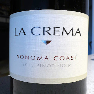 La Crema Sonoma Coast Pinot Noir 2015 (89 pts)