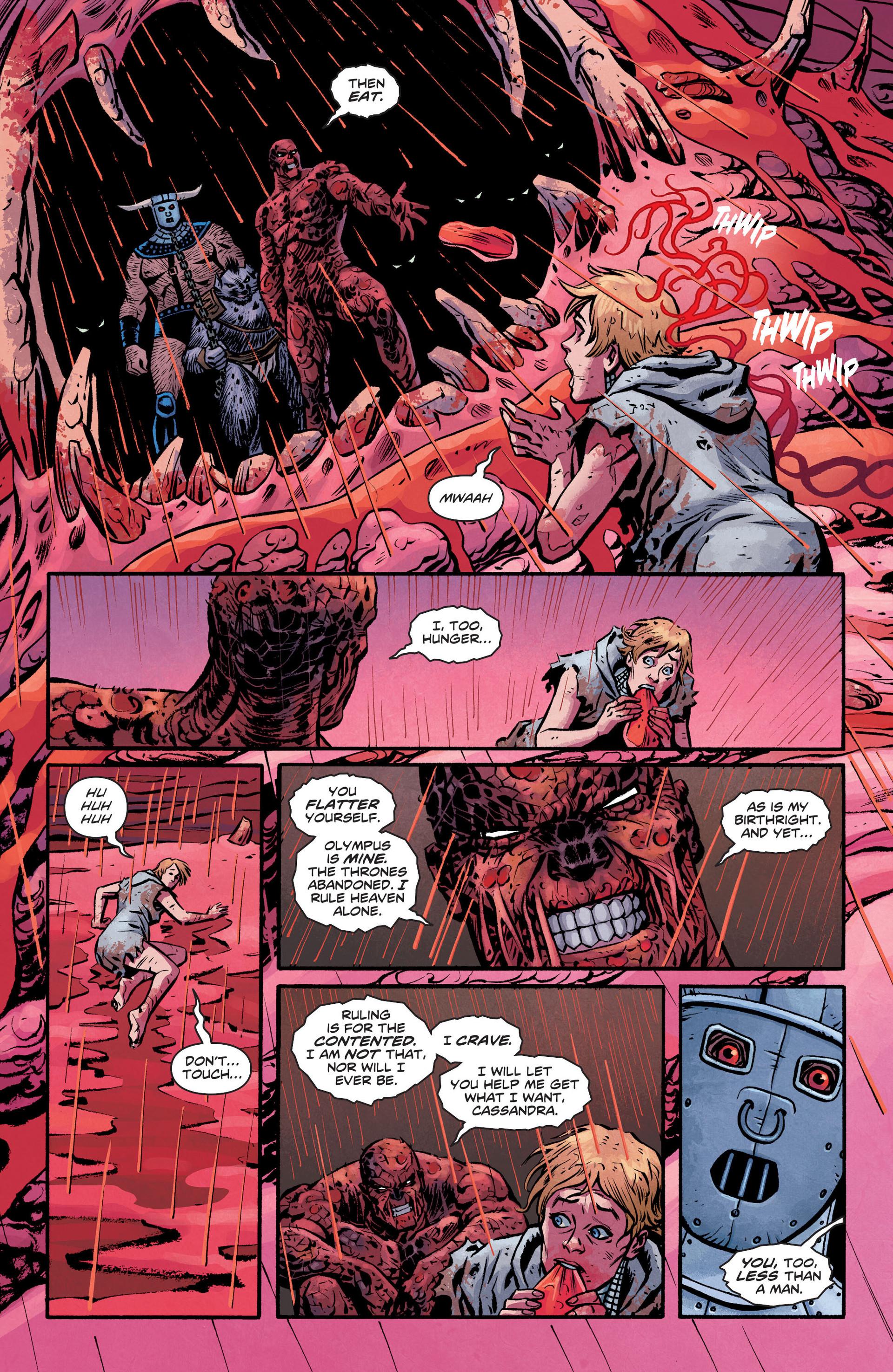 Read online Wonder Woman (2011) comic -  Issue #30 - 12