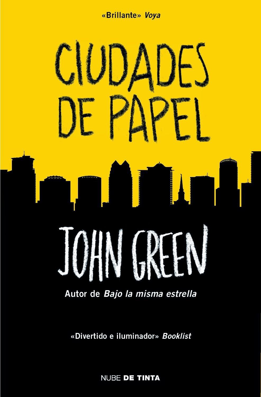 Libros y Juguetes | 1deMagiaxfa: LIBRO - Ciudades de Papel