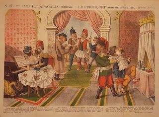 Sevil Berberi Operası Konusu (Gioachino Rossini)