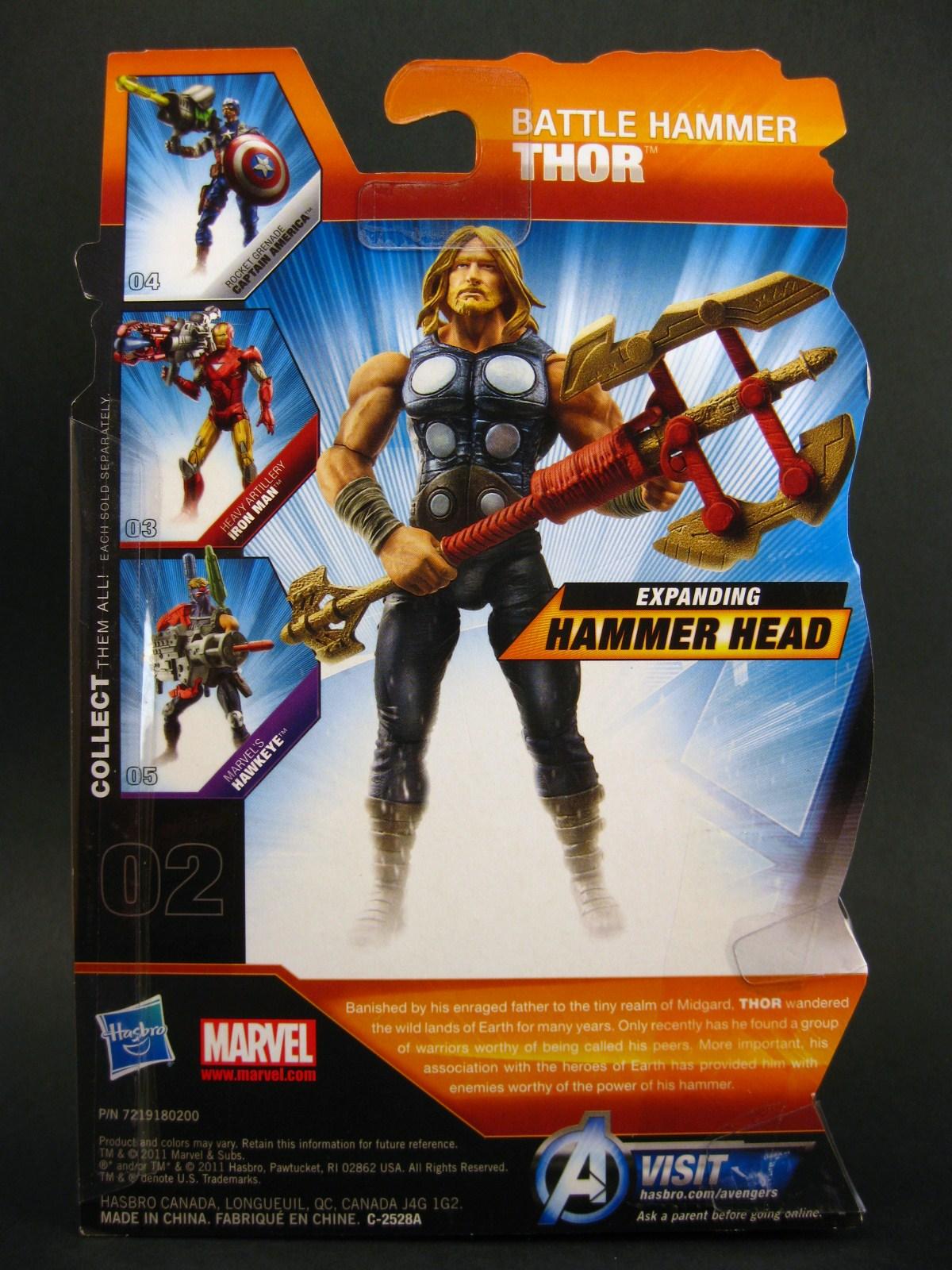chase variant the avengers 3 75 battle hammer thor