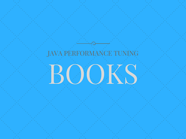 List of best books for java application performance tuning