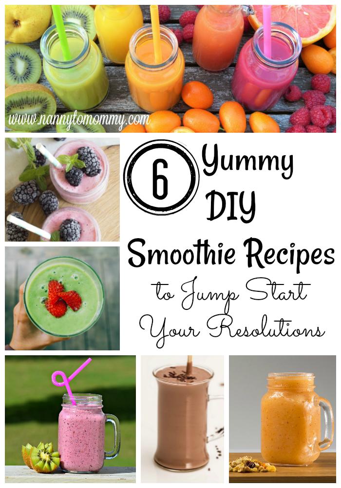 Vegan Gluten Free Smoothie Recipes