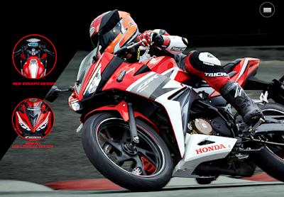 Spesifikasi Honda CBR 150R Terbaru 2016 - Racing Style Design
