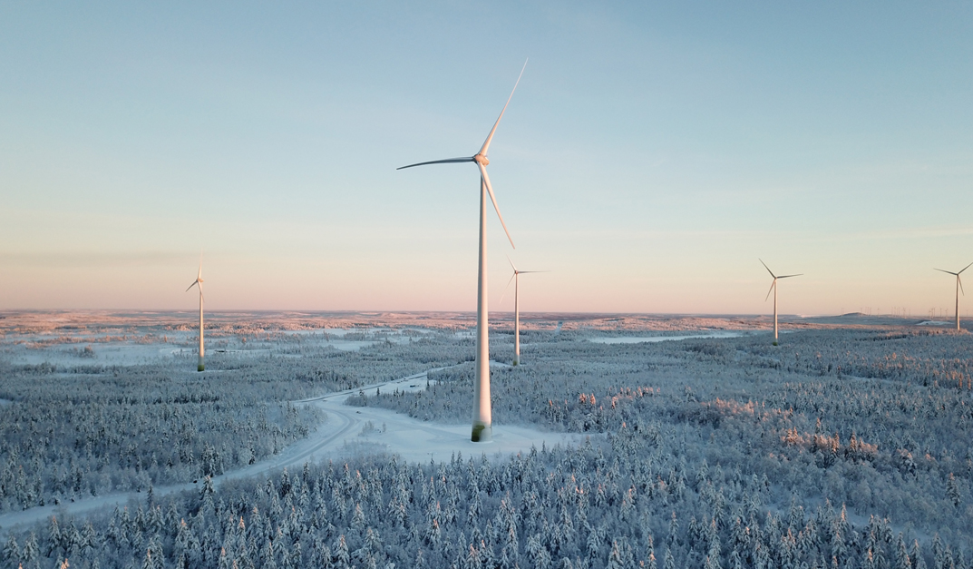 ENERCON installs Swedish wind energy project Ersträsk | REVE News of