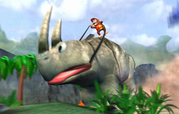 Mira el vídeo presentación del cancelado Diddy Kong Racing de Gamecube