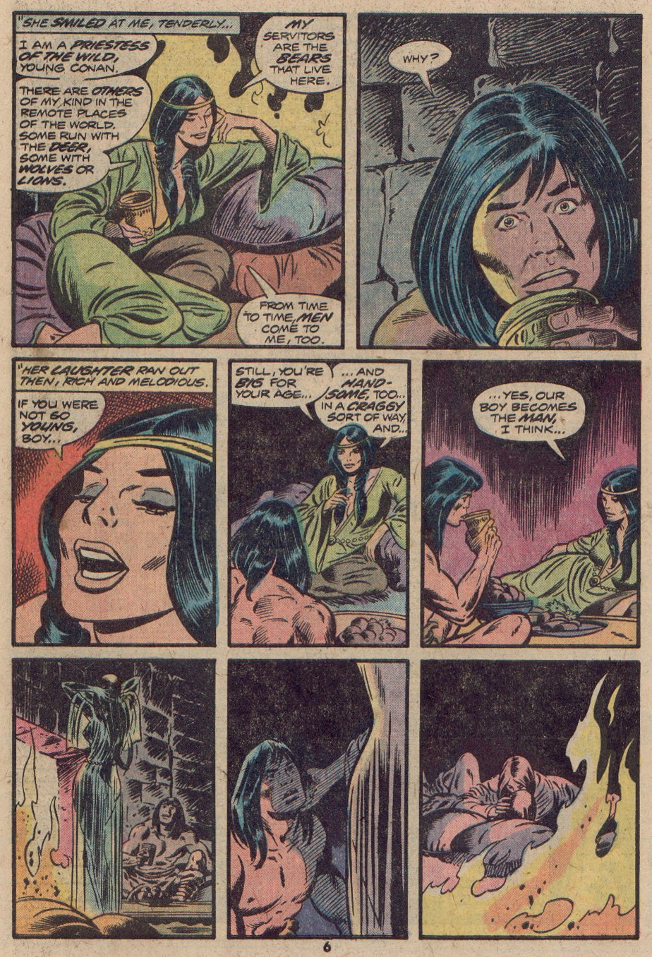 Conan the Barbarian (1970) 48 Page 4