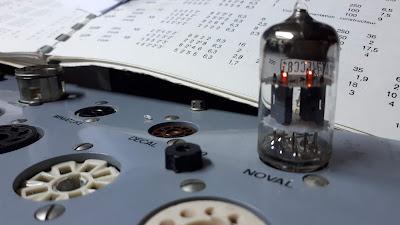 Comment contrôler un tube électronique (lampe radio TSF)