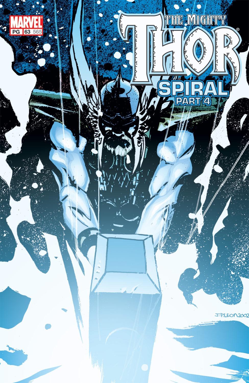 Thor (1998) Issue #63 #64 - English 1