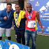 Atleta de Itupeva conquista bronze no Circuito Loterias Caixa, em São Paulo