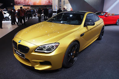2016 BMW M6 Coupe 25 HD Pictures
