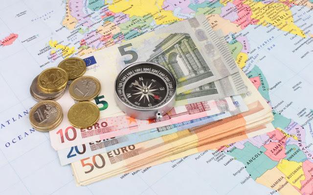 quanto e como levar seu dinheiro para Paris