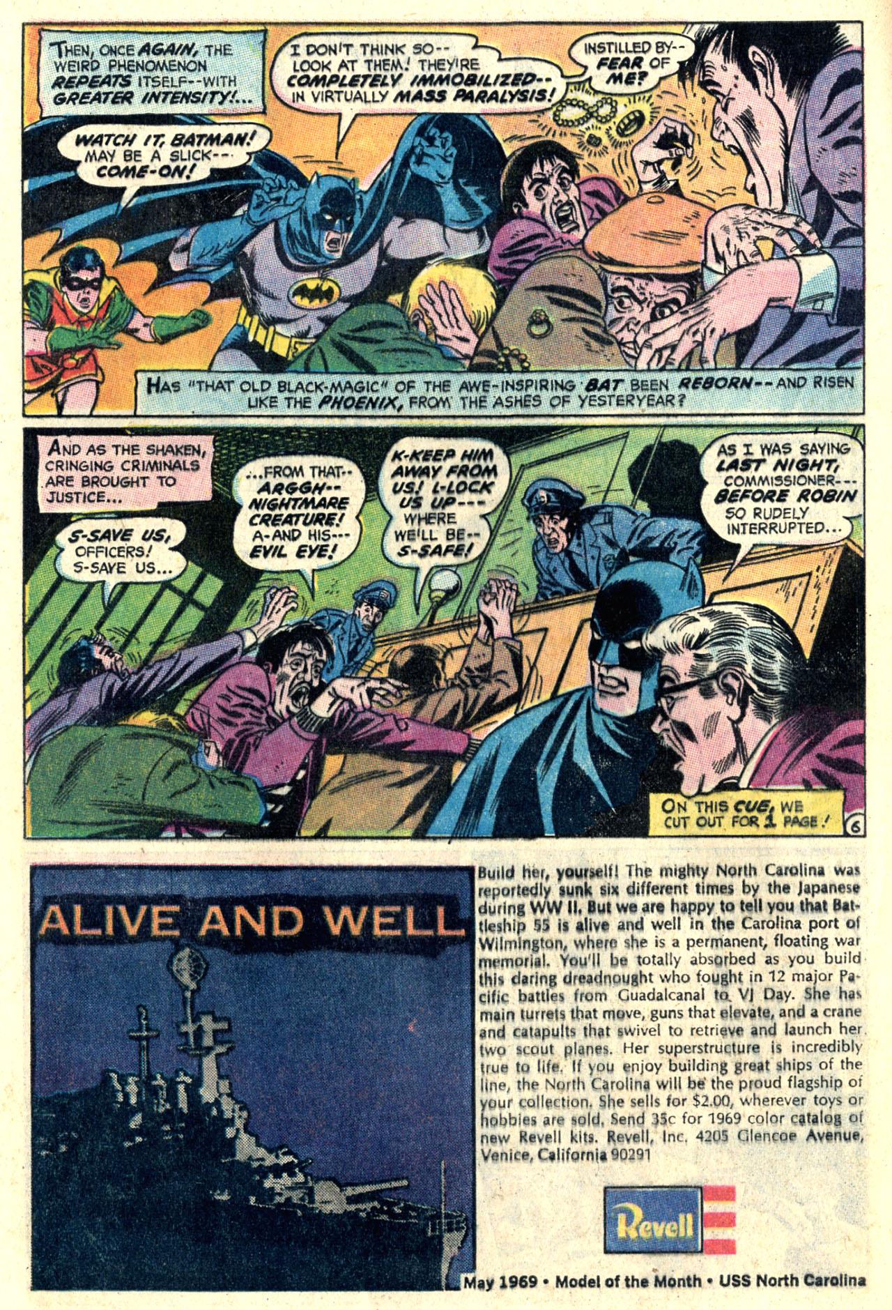 Detective Comics (1937) 389 Page 7