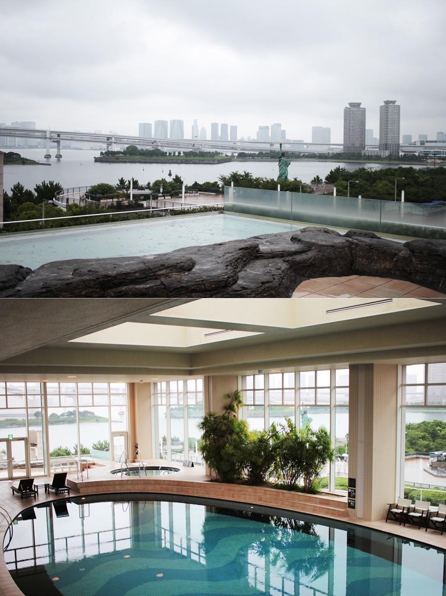 onsen outdoor pool tokyo