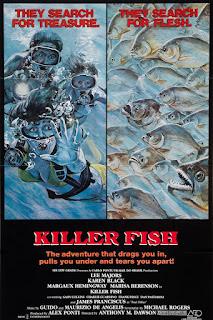 Watch Killer Fish (1979) movie free online