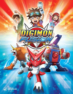 Digimon Fusion (2013-) TV Series ταινιες online seires oipeirates greek subs