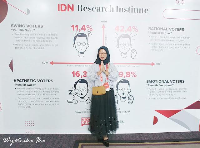 Sejumlah Kesan Mendalam dan Nasehat Bijak dari Indonesia Millenial Summit 2019
