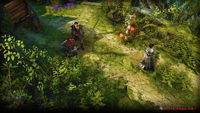 Divinity Original Sin 2 Gameplay Screenshot 5