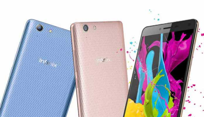 Two Of The Latest Smart Phone From Infinix Recently Launched Third Hot 3 X553 And X554 Even Have Adequate Design Similar But Still There Is A
