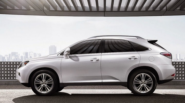 Spesifikasi Harga Lexus RX SUV Generasi Terbaru