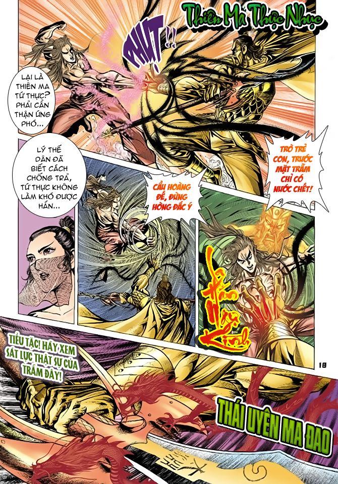 Đại Đường Uy Long chapter 63 trang 17