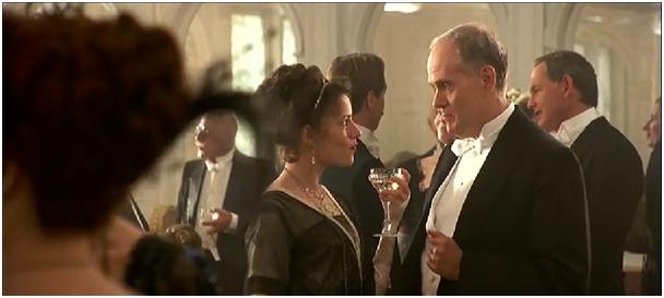 Madame aubert e benjamin titanic
