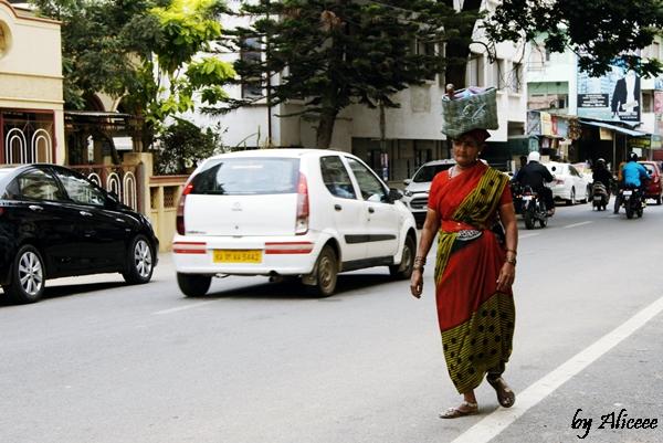 femeie-India