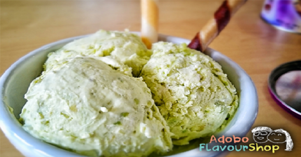 No Churn Avocado Ice Cream Recipe