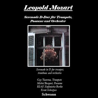 Leopold Mozart Serenade in D