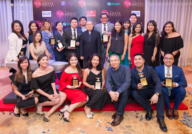 PLDT Anvil Awards 2017