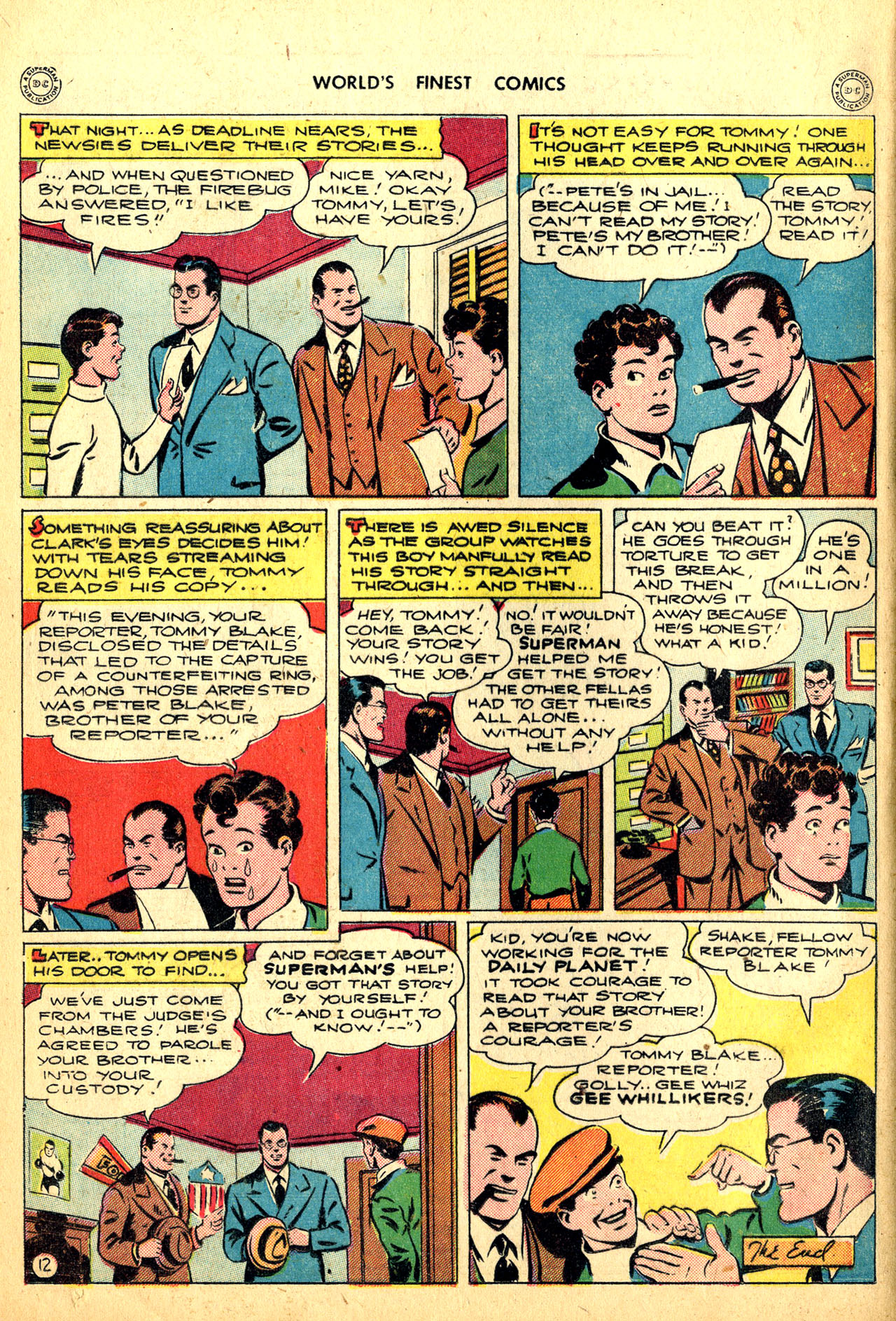 Read online World's Finest Comics comic -  Issue #18 - 14